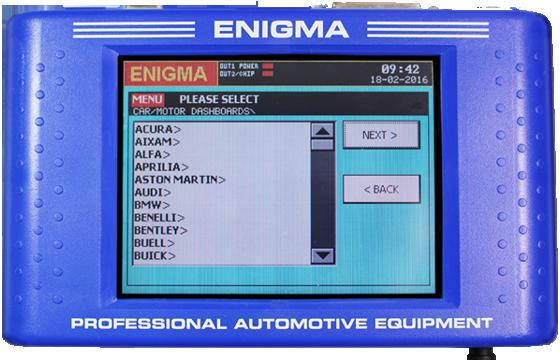 Homepage Enigmatool - Enigmatool