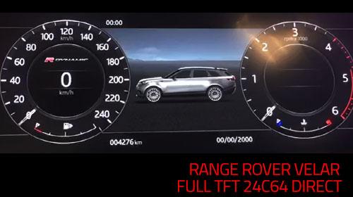 V3.51 Range Rover Velar mileage correction