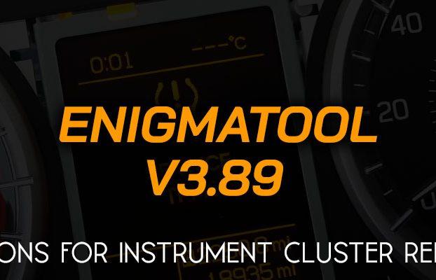 Enigmatool Update V3.89